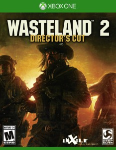 Wasteland 2 - Director's Cut - cover