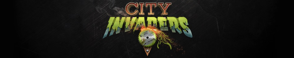 City Invaders - bannière