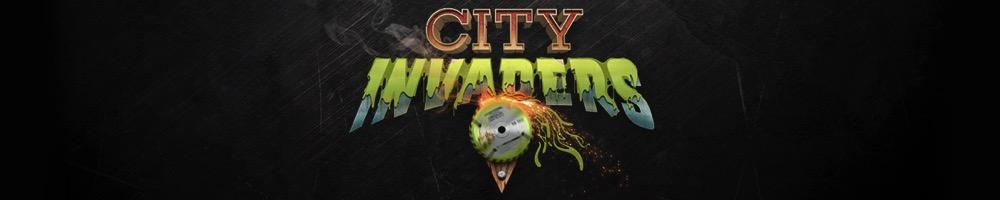 City Invaders - bannière