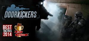 Door Kickers - logo