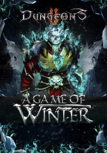 Dungeons 2 - A Game of Winter - cover