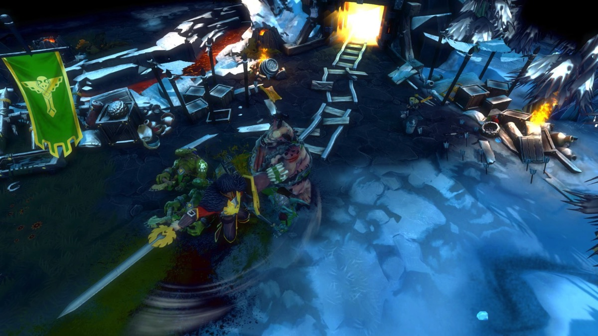 Dungeons 2 – A Game of Winter