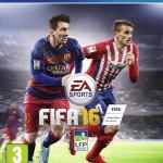 FIFA 16 - cover