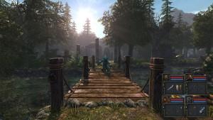 Legend of Grimrock 2 - pont