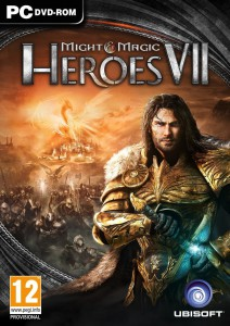 Might & Magic Heroes VII - cover