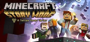 Minecraft - Story Mode - logo
