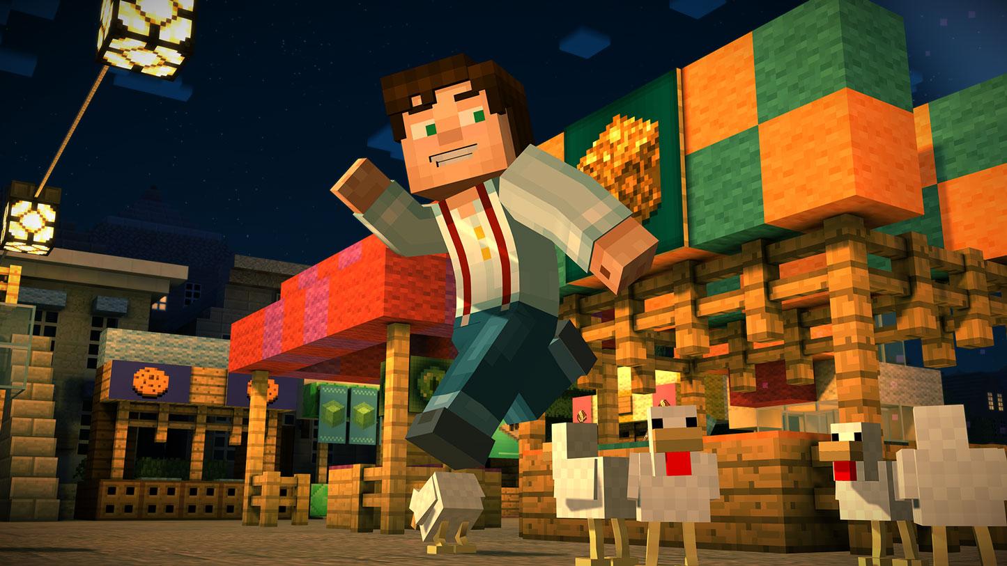 Minecraft – Story Mode