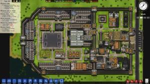 Prison Architect - la prison