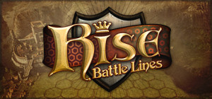Rise - Battle Lines - logo