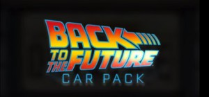 Rocket League - Back to the Future Car Pack - logo