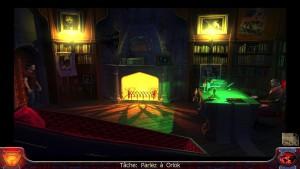 Sinister City - John contre le Comte