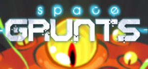 Space Grunts - logo