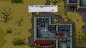 The Escapists The Walking Dead - hopital
