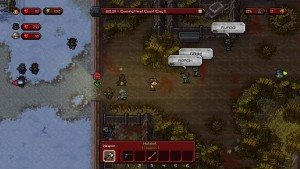 The Escapists The Walking Dead - zombies