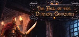 The Fall of the Dungeon Guardians - logo