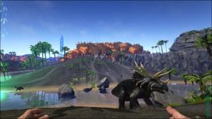 ARK - Survival Evolved - dinosaure