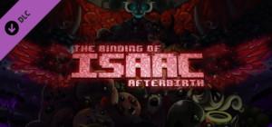Binding of Isaac Afterbirth - logo