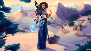 Braveland Wizard - Diana