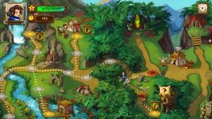 Braveland Wizard - carte