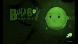 Bulb Boy - menu