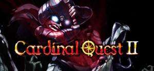 Cardinal Quest 2 - logo