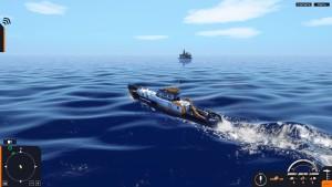 Coast Guard - plateforme