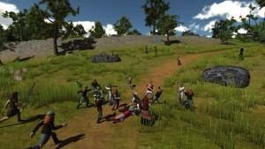 Defend The Highlands - baston