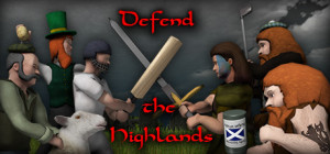 Defend The Highlands - logo