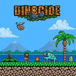 Dinocide - logo