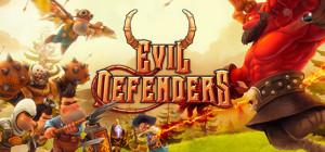 Evil Defenders - logo
