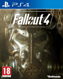 Fallout 4 - cover
