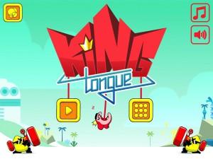 King Tongue - logo