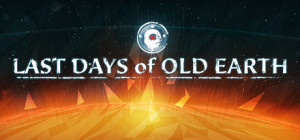Last Days of Old Earth - logo