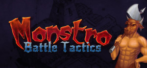 Monstro Battle Tactics - logo