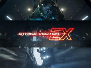 Strike Vector EX - logo