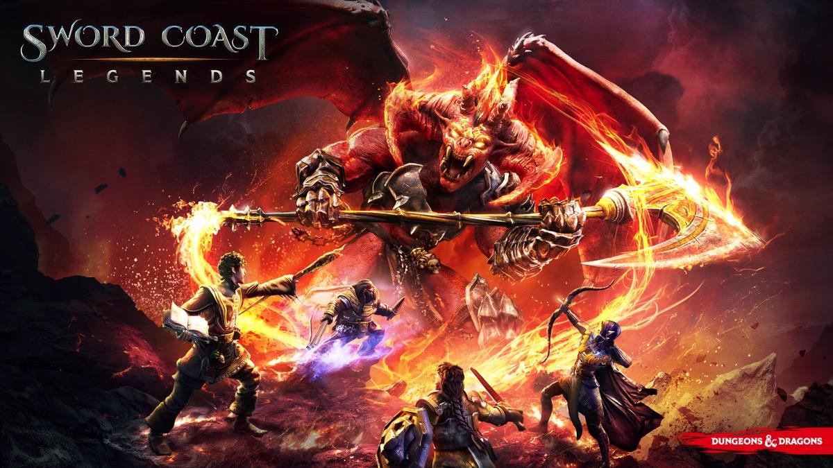 Sword Coast Legends par Inon Zur
