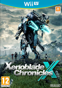 Xenoblade Chronicles X - cover