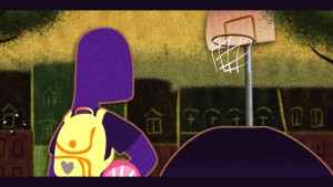 BasketBelle - partir