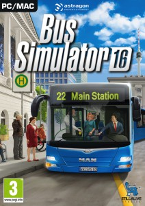 Bus Simulator 16 - cover