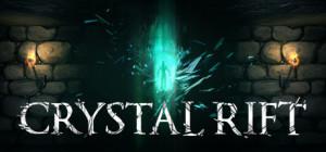 Crystal Rift - logo