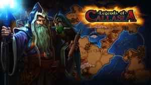 Legends of Callasia - mage