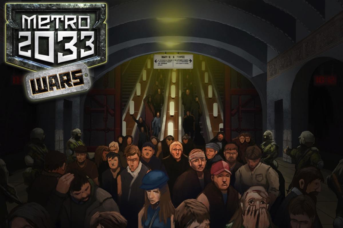 Metro 2033 – Wars