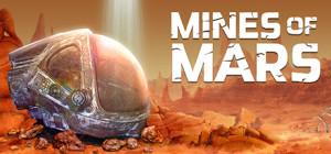 Mines of Mars - logo