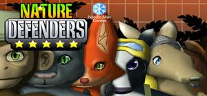 Nature Defenders - logo