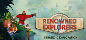 Renowned Explorers - logo