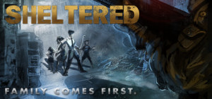 Sheltered - logo