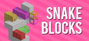 Snake Blocks - logo