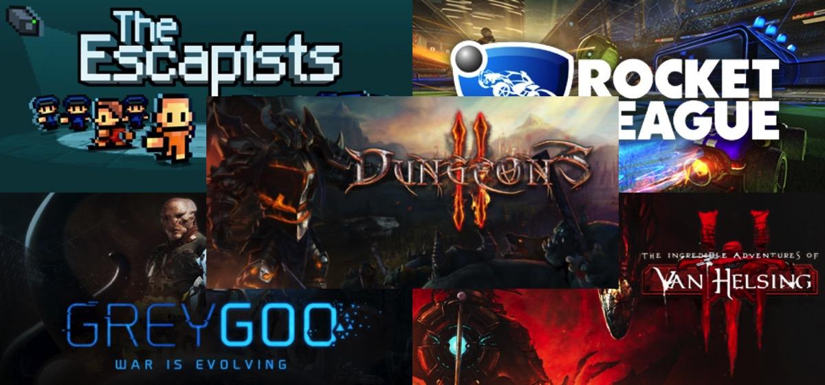 Le TOP 5 des jeux indépendants de 2015 pour Graal.fr