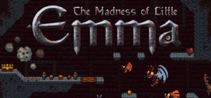 The Madness of Little Emma - logo