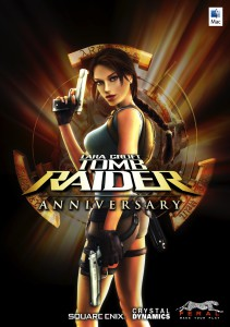 Tomb Raider Anniversary - cover